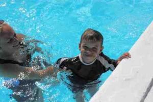 Stevensville Pool Grand Opening